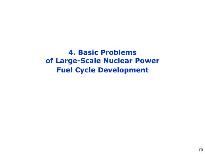4. Basic Problems