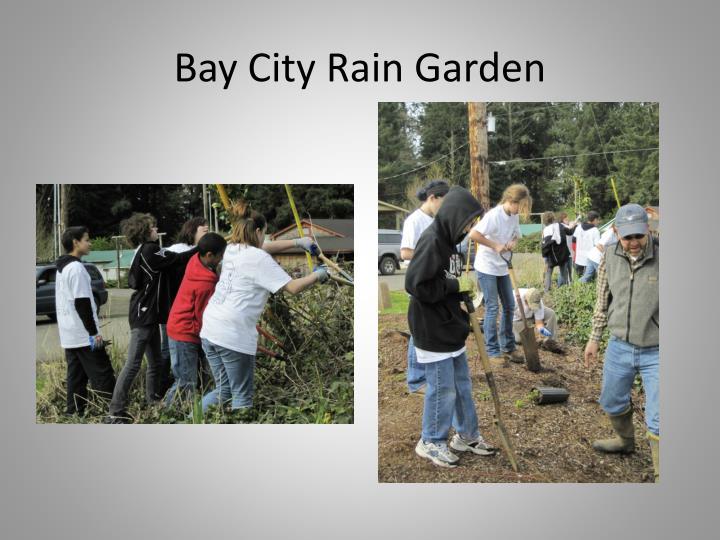 Bay City Rain Garden