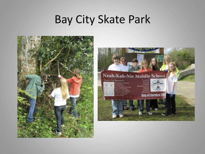 Bay City Skate Park