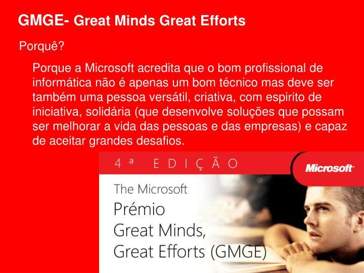 GMGE-