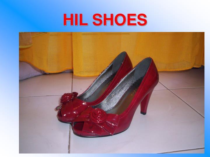 HIL SHOES