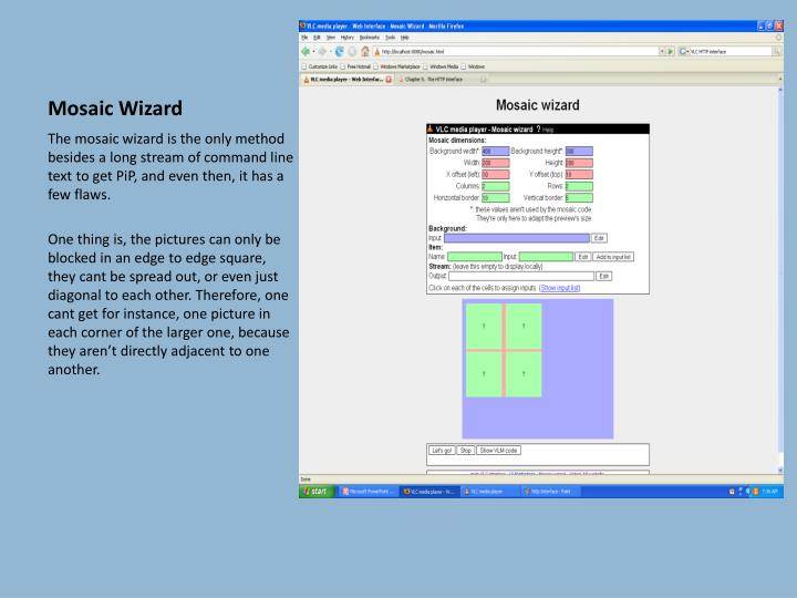 Mosaic Wizard