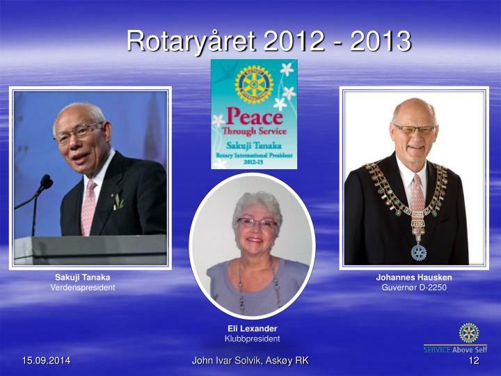 Rotaryåret