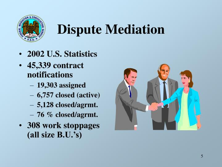 Dispute Mediation