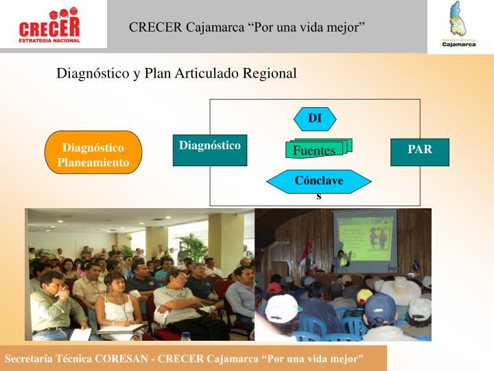 Diagnóstico y Plan Articulado Regional