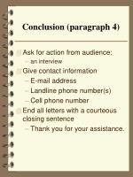 conclusion paragraph 4