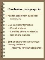 conclusion paragraph 41