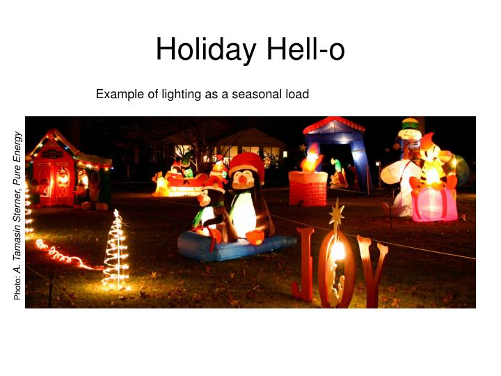 Holiday Hell-o