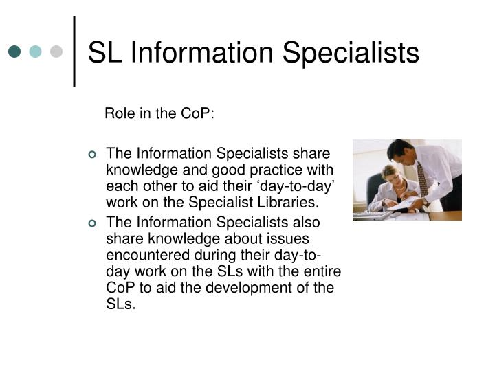 SL Information Specialists