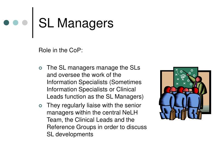 SL Managers