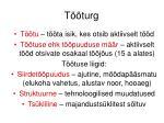 t turg