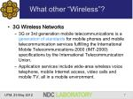 what other wireless