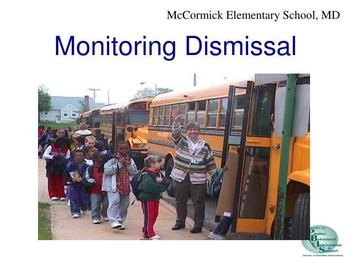 McCormick Elementary School, MD