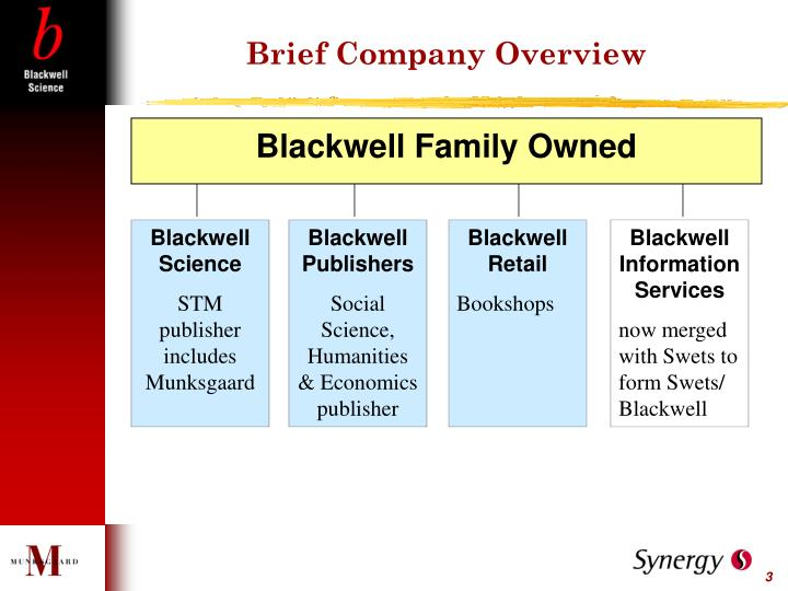 Blackwell Science
