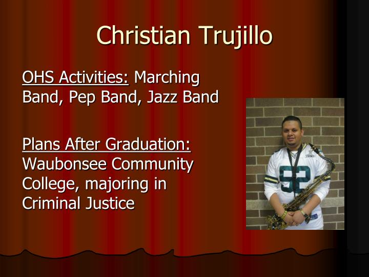 Christian Trujillo