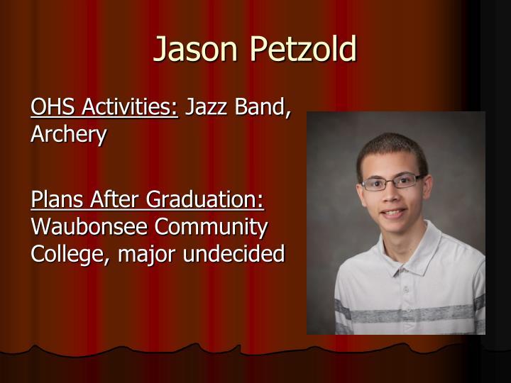 Jason Petzold