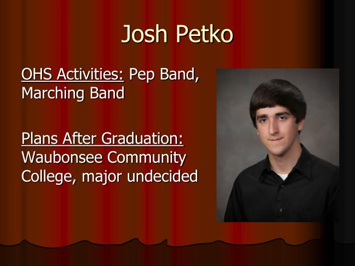 Josh Petko