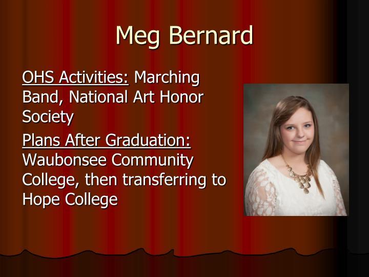Meg Bernard
