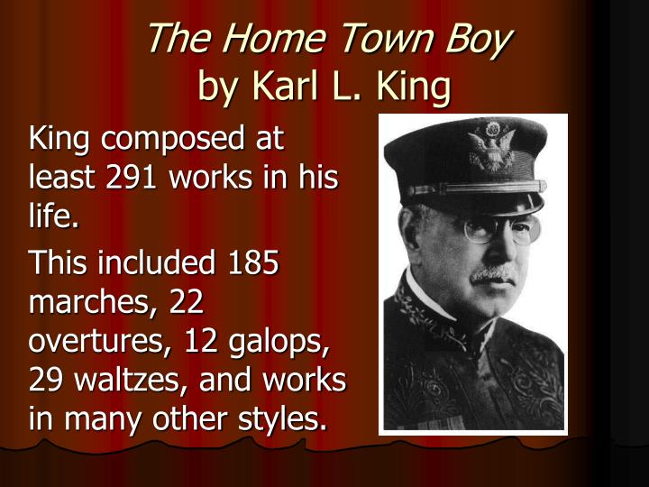 The Home Town Boy