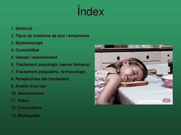 Índex