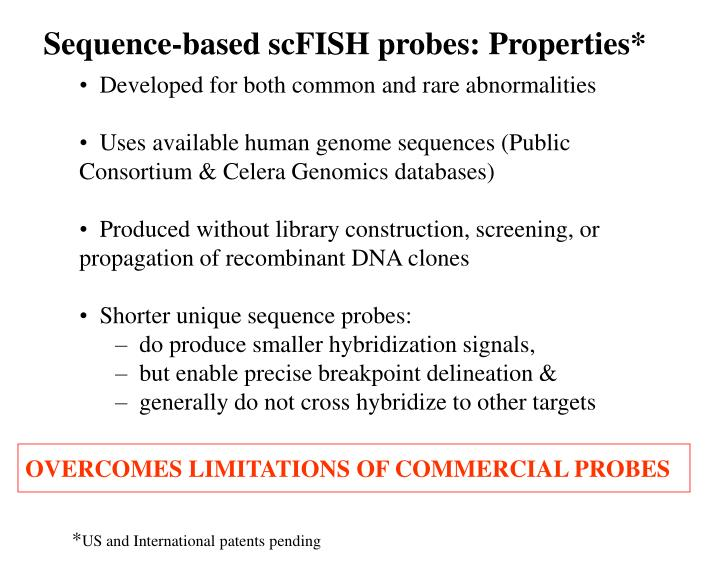 OVERCOMES LIMITATIONS OF COMMERCIAL PROBES