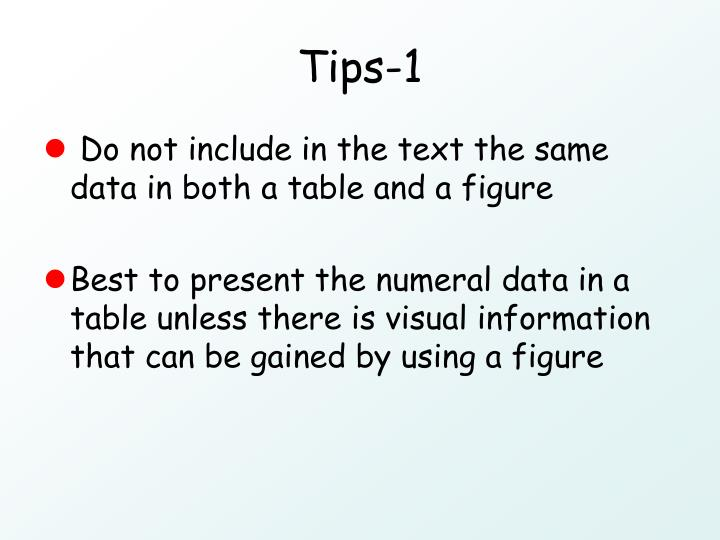 Tips-1