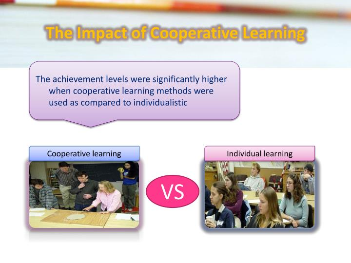 The Impact of Cooperative