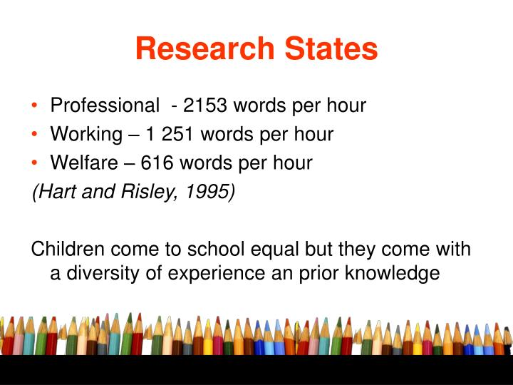 Research States