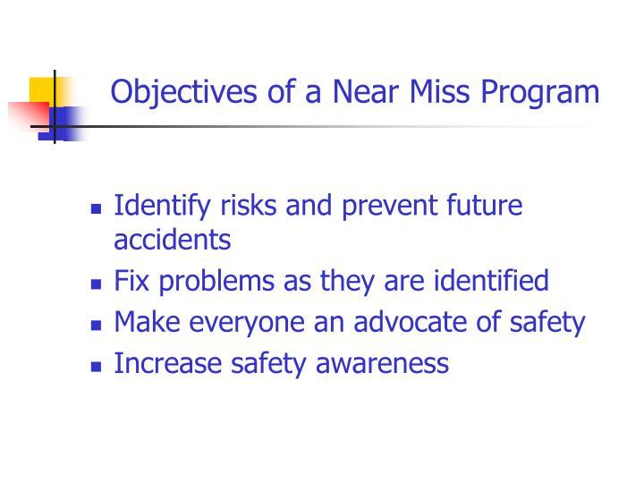 ppt - near miss programs powerpoint presentation