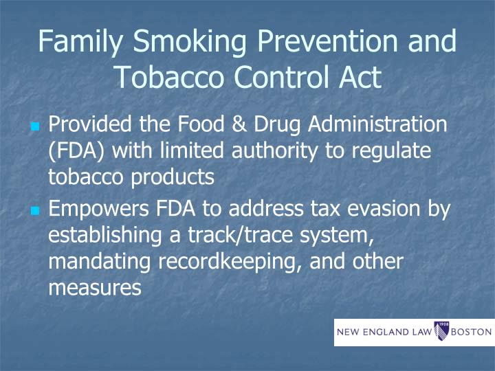 government regulation of tobacco products essay Standard for tobacco regulation essays: home » essay » standard for tobacco regulation our federal government the intent of zoning regulation is to.