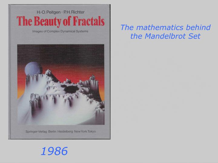 The mathematics behind