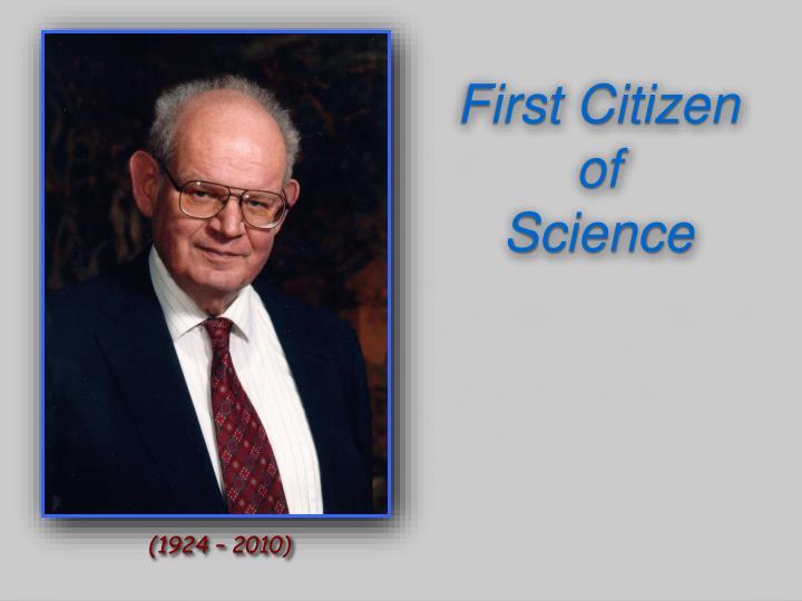 First Citizen