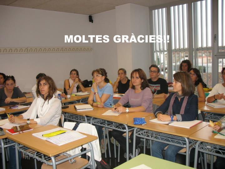 MOLTES GRÀCIES!!