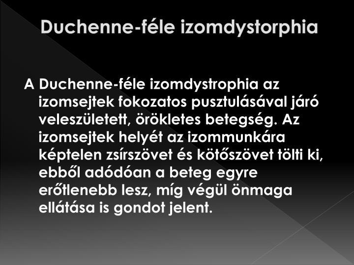 Duchenne-féle
