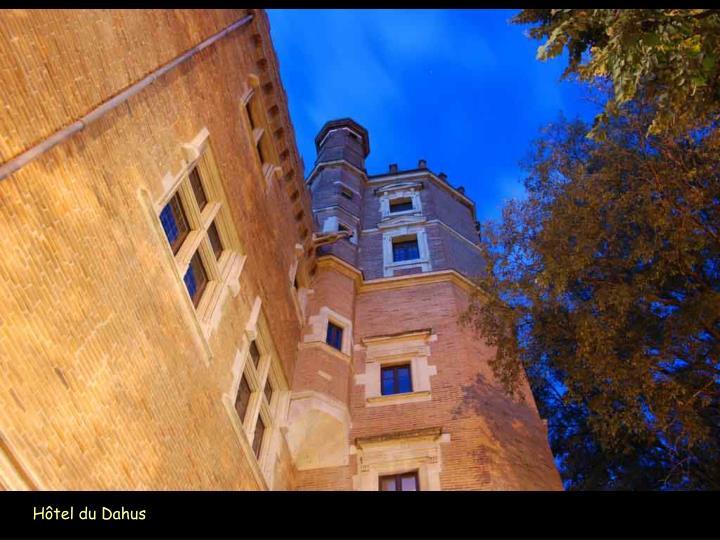 Hôtel du Dahus