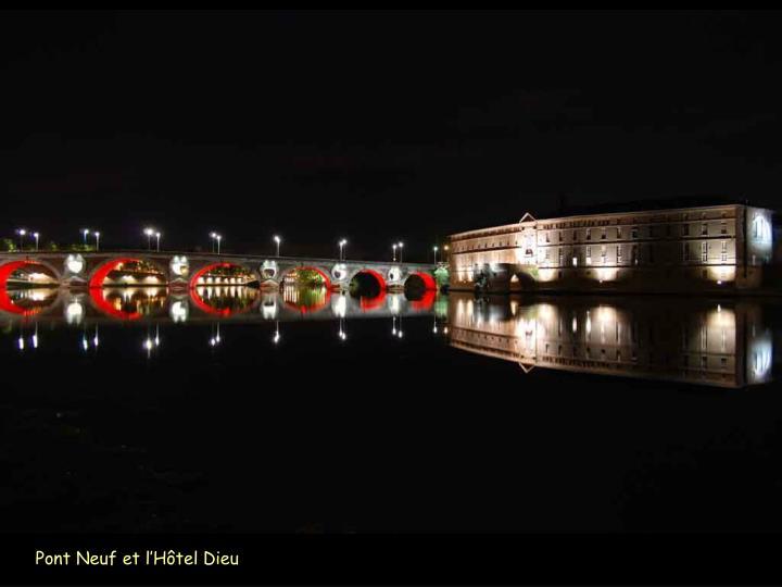 Pont Neuf et l'Hôtel Dieu