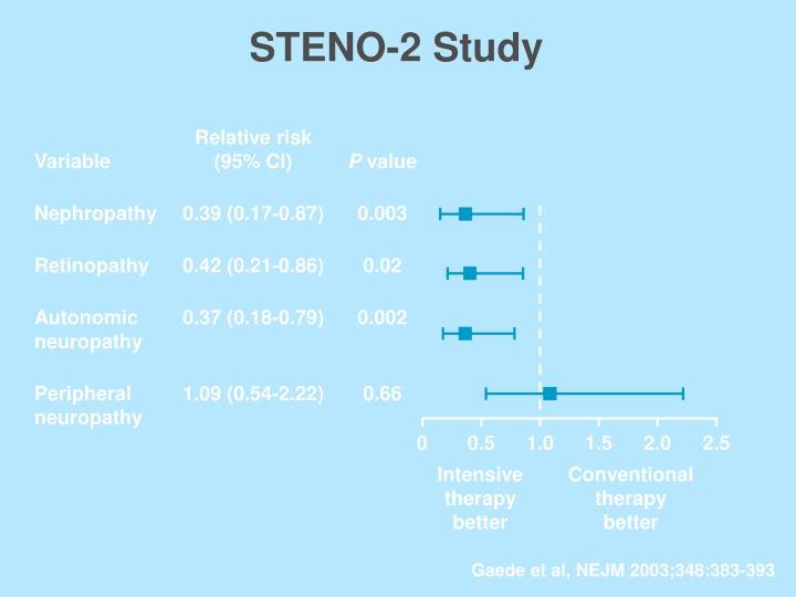 STENO-2 Study