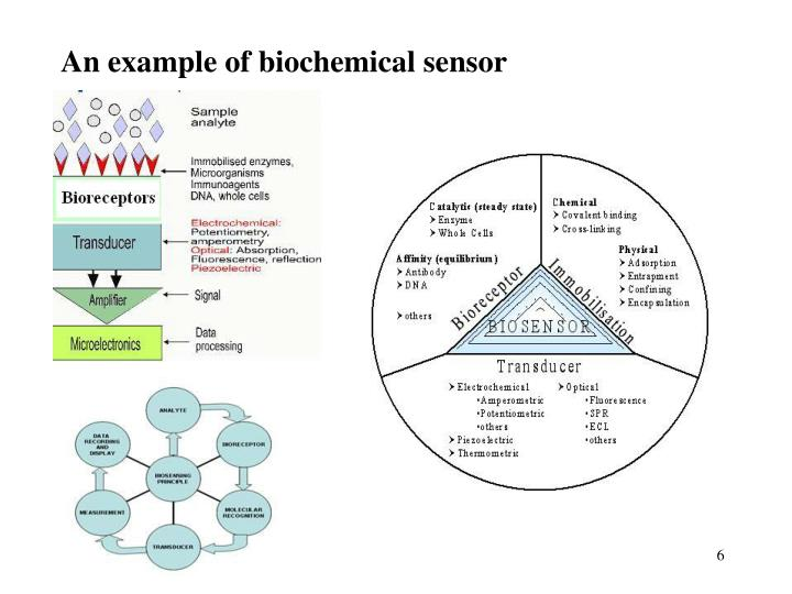 An example of biochemical sensor