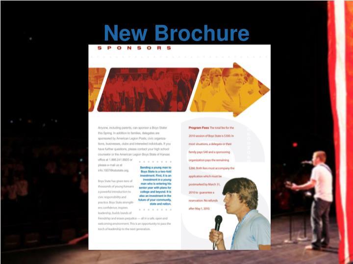 New Brochure