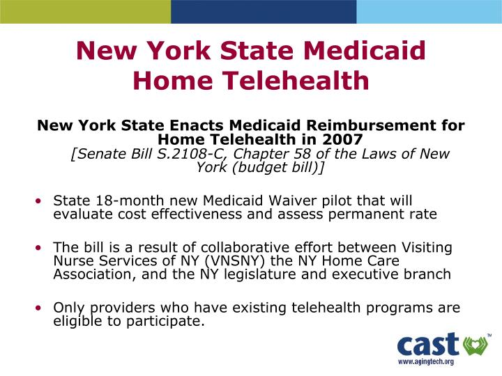 New York State Medicaid