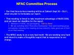nfac committee process1