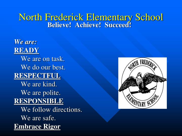 North Frederick Elementary School