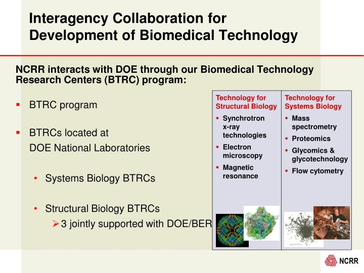Interagency Collaboration for