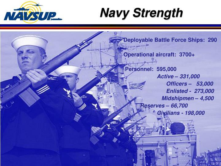 Navy Strength