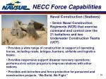 necc force capabilities2