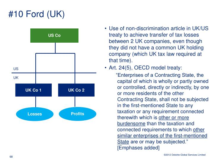#10 Ford (UK)