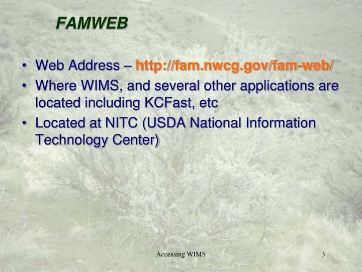 FAMWEB