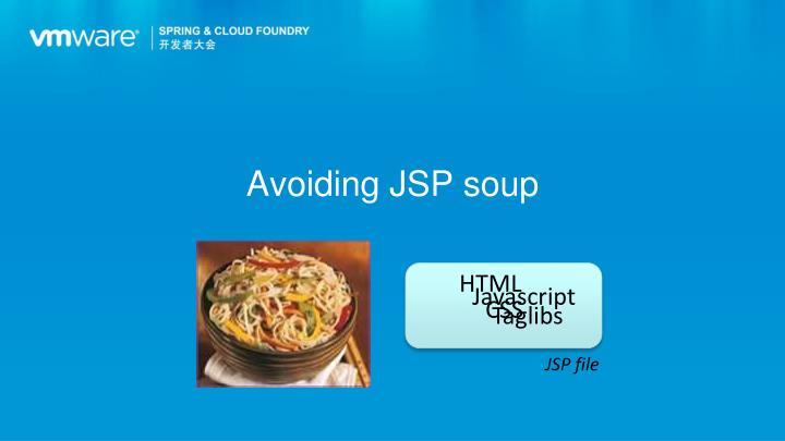 JSP file