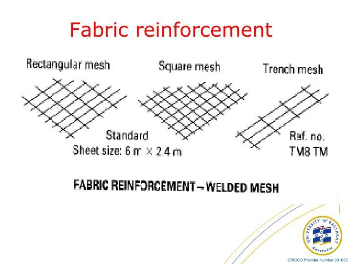 Fabric r