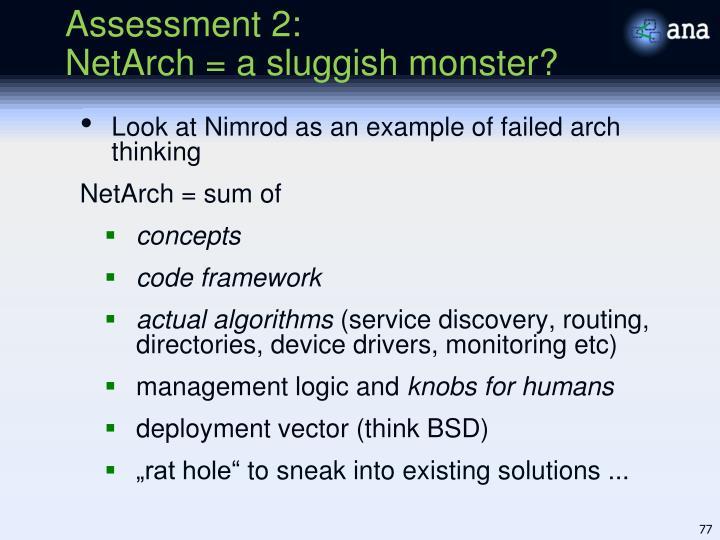 Assessment 2:
